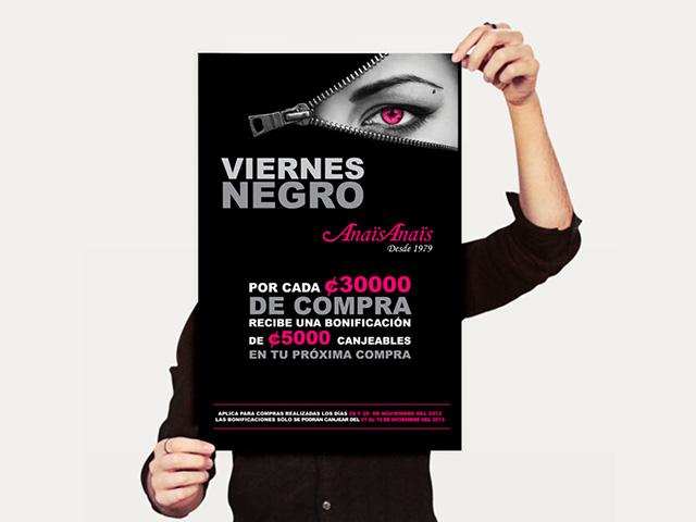 Afiche Anais